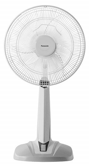 Panasonic F-40XSA-G 400mm Slide Pedestal Fan