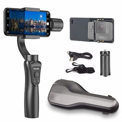 Yomito 3-Axis Handheld Gimbal Stabilizer for Smartphone
