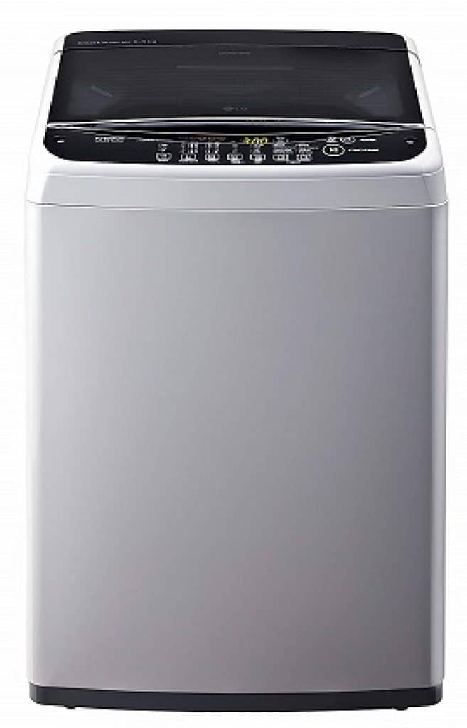 LG 6.5 kg Inverter Fully-Automatic Top Loading Washing Machine