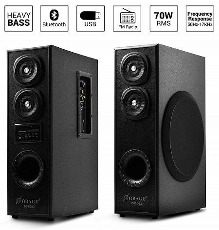 10 Best Party Speakers With Good Bass Sound In India 2021 Shubz In
