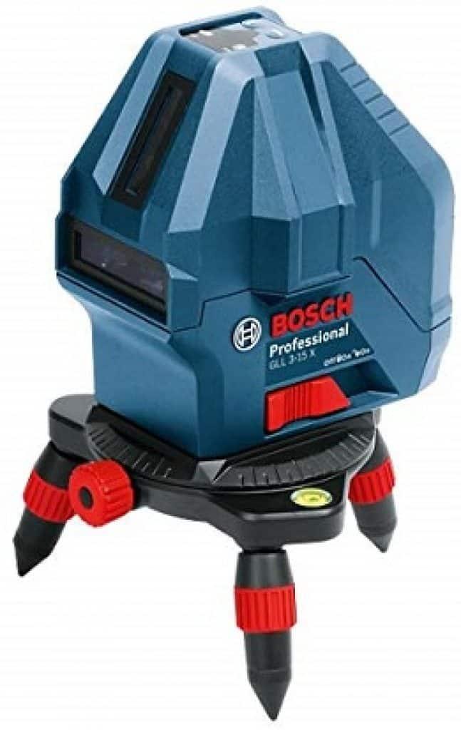Bosch GLL 3-15X Professional 3-Line Laser