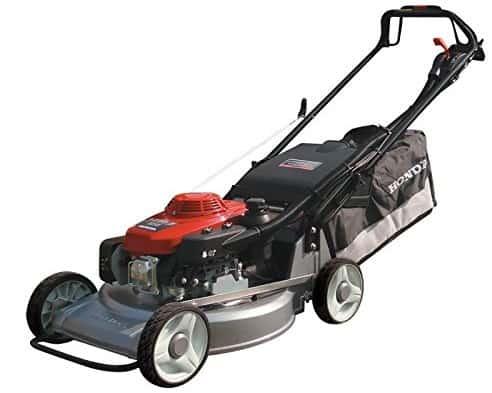 Honda HRJ216 K2 Metal & HDPE Multicolor Lawnmower