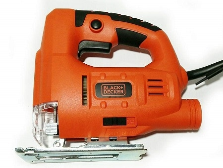 BLACK+DECKER Jig saw 400W