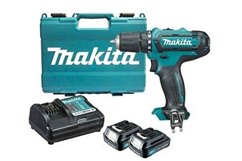 Makita DF331DWYE 12V Cordless Driver Drill