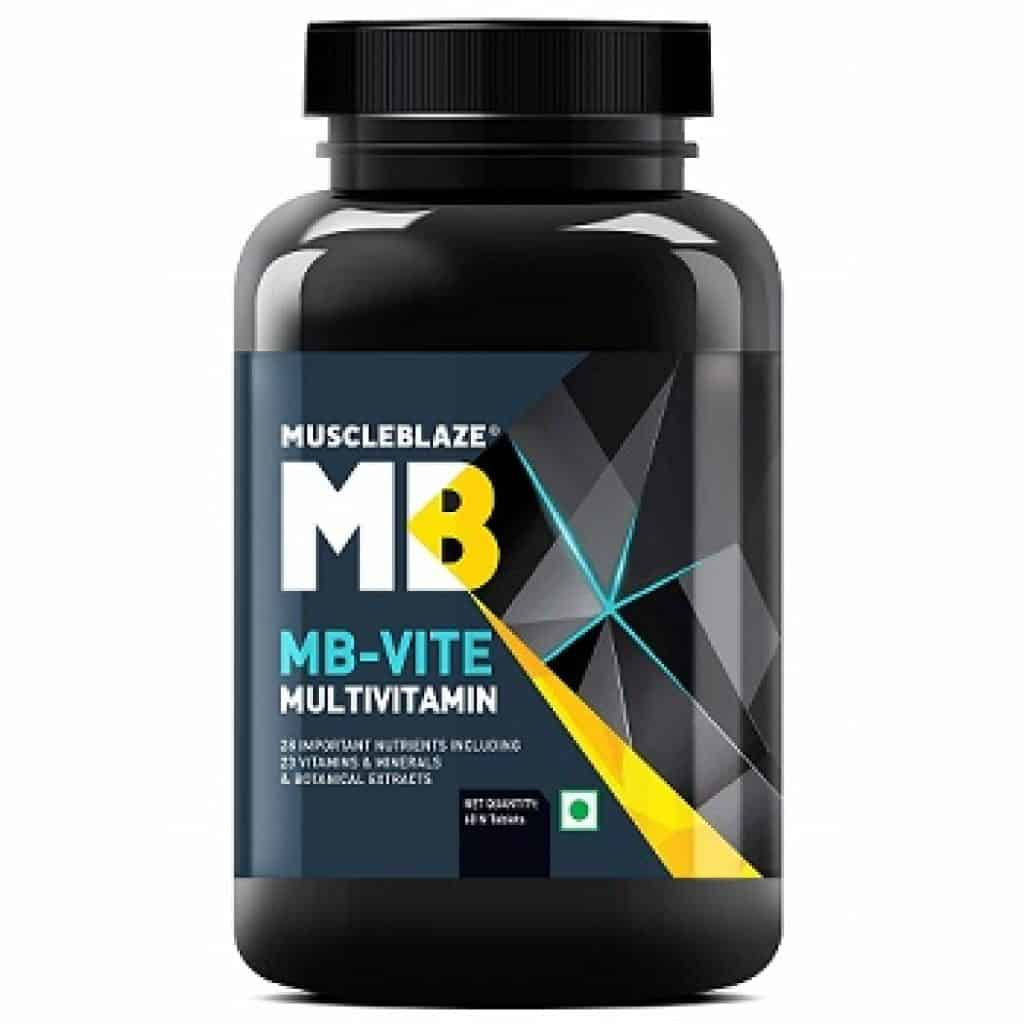 MuscleBlaze VITE Multivitamin