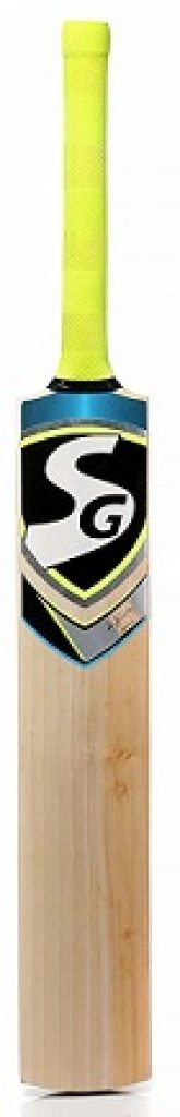 SG Cobra Xtreme English Willow Cricket Bat, Short Handle
