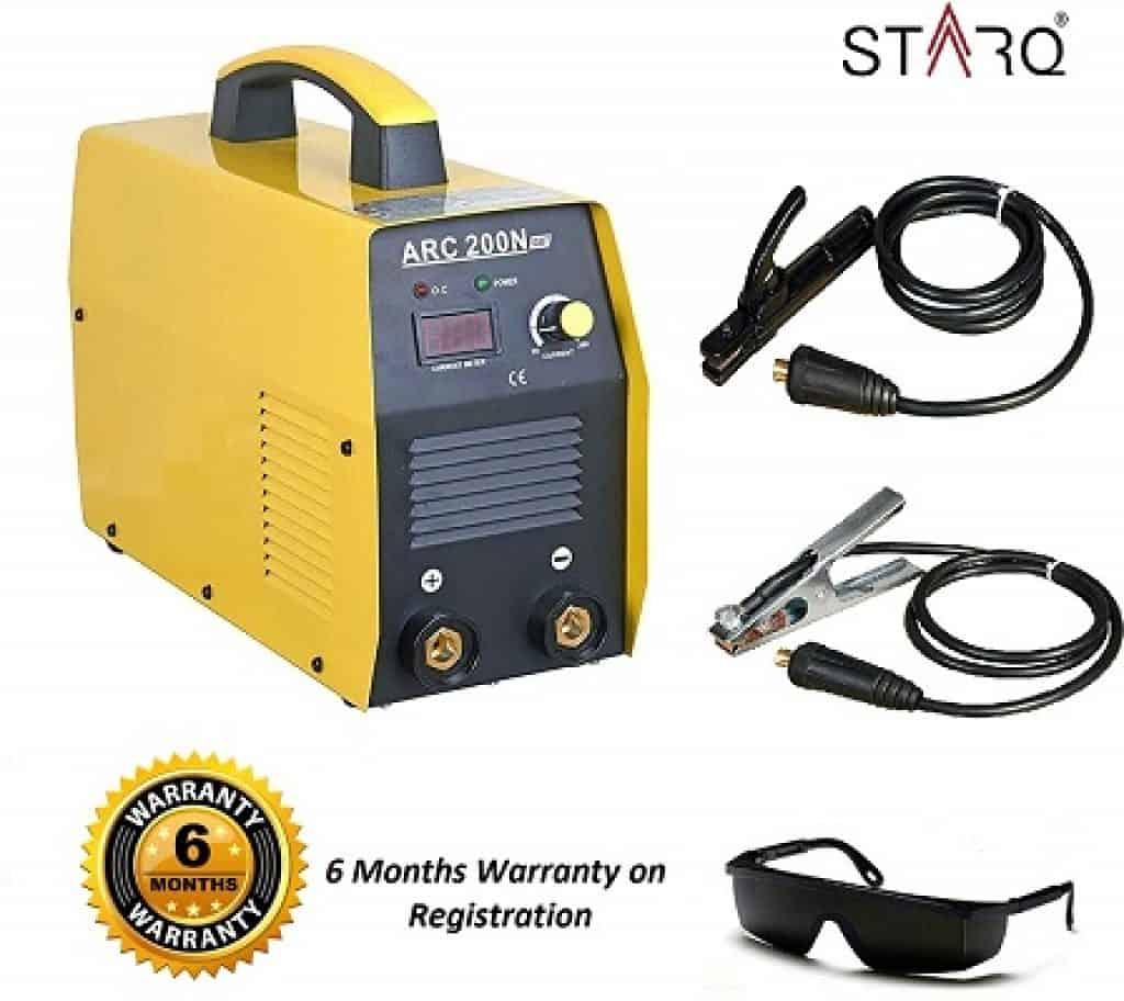 STARQ Inverter Welding Machine 200 Amp with All Accessories