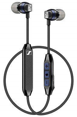 Sennheiser CX 6.0BT 507447 in Ear Wireless Earphones