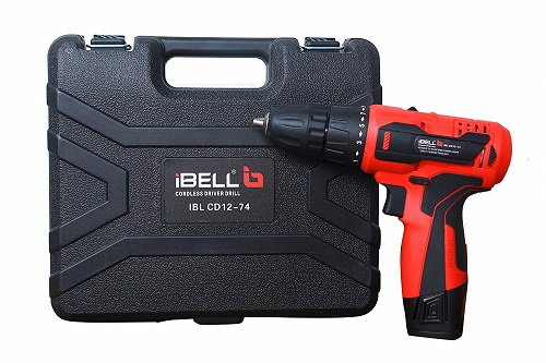 iBELL Cordless Driver Dril