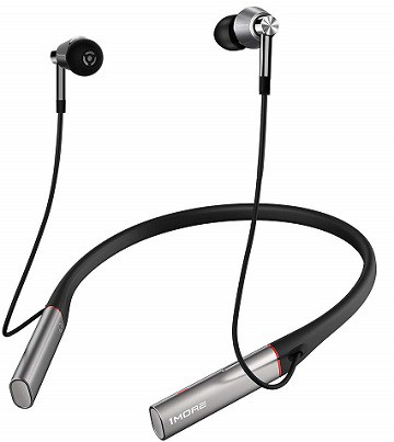 1 MORE Triple Bluetooth Wireless Headset with ENC Microphone