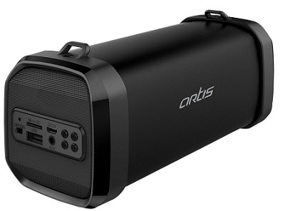 Artis BT90 Wireless Portable Bluetooth Speaker with USB