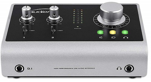 Audient iD14 High Performace USB Audio Interface