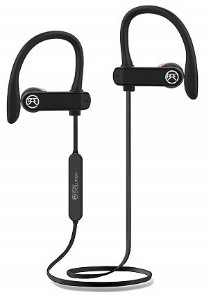 Bass Evolution Pluto Bluetooth 5.0 Wireless Sports Earphone