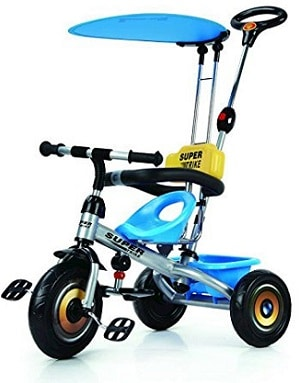 Baybee Duster Tricycle with Cycle with Canopy
