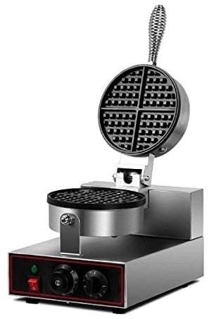 Bhavya enterprises Waffle Maker Commercial Round -4 Slots
