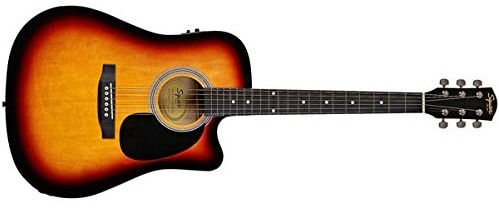 Fender SA105CESB Acoustic Guitar
