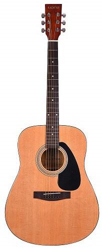 Kadence A311, 6-strings Acoustic Guitar, Natural