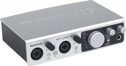 Kadence Midiplus USB Audio Interface