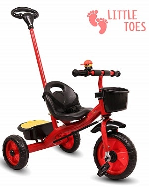 Little Olive Little Toes Baby Kids Tricycle