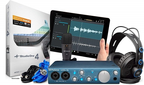 PreSonus Audiobox iTwo Studio USB