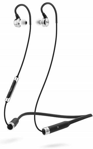 RHA MA750 AptX Enhanced Bluetooth Noise Isolating In-Ear Headphones with 12hr Battery