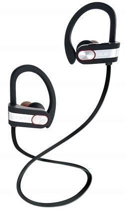 SENCER Bluetooth Earphones Wireless with Mic
