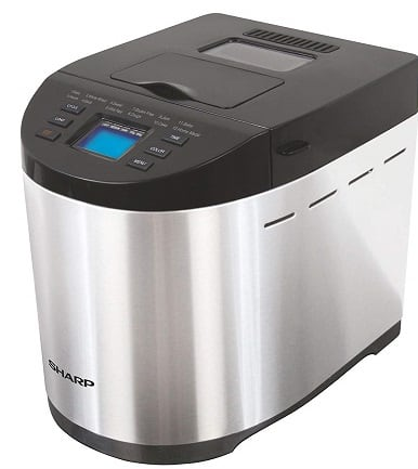 Sharp 600W Table-Top Bread Maker with Fully Automatic Function