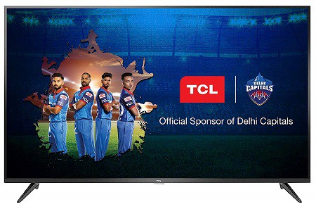 TCL 107.88 cm (43 inches) 4K UHD Smart LED TV 43P65US