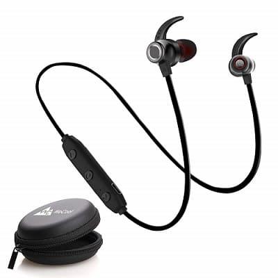 WeCool Bassking In-Ear Waterproof Wireless Bluetooth Headphones with Mic