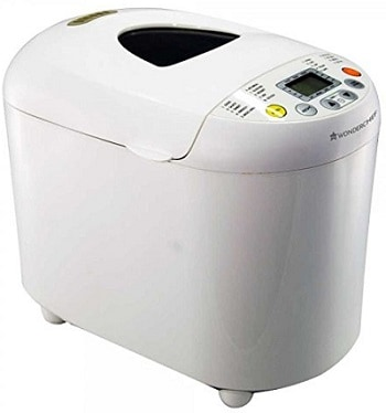 Wonderchef Regalia 63151950 550-Watt Bread Maker