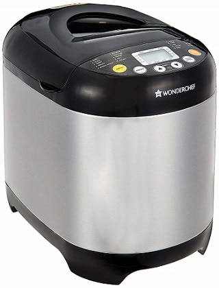 Wonderchef Regalia 63152199 550-Watt Bread Maker