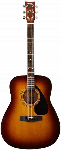 Yamaha F310 TBS 6-String Acoustic Guitar, Right-Handed, Tobacco Sunburst