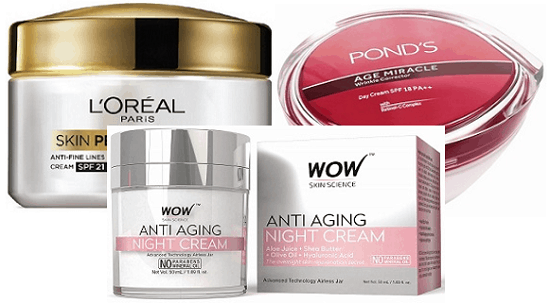 Best Anti Aging Cream India