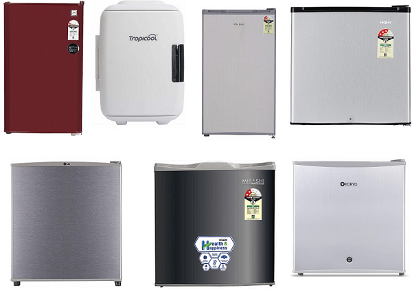 mini fridge black and decker