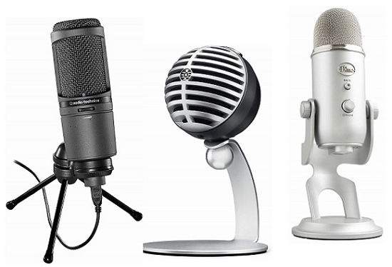 Best USB microphone India
