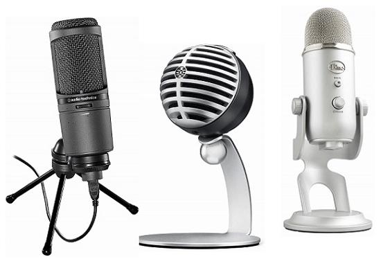 Best USB microphone India