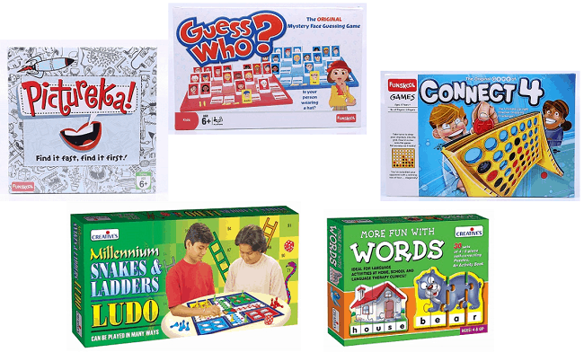 Best board game for kids in India