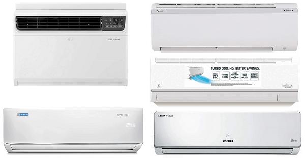 Best air conditioner under 40000 in India