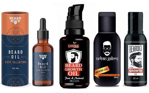 Best Beard Growth Oil in India
