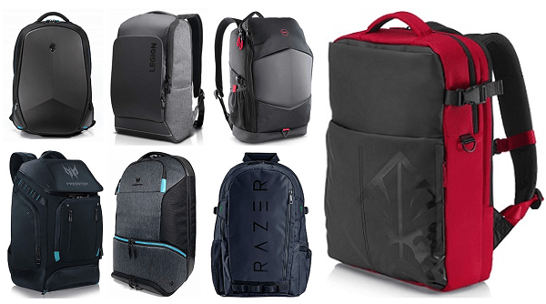 Best Gaming Laptop Backpack in India