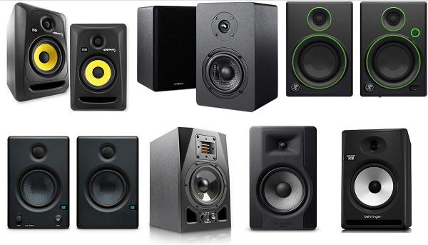 Best Powered Studio Monitor Speakers in India