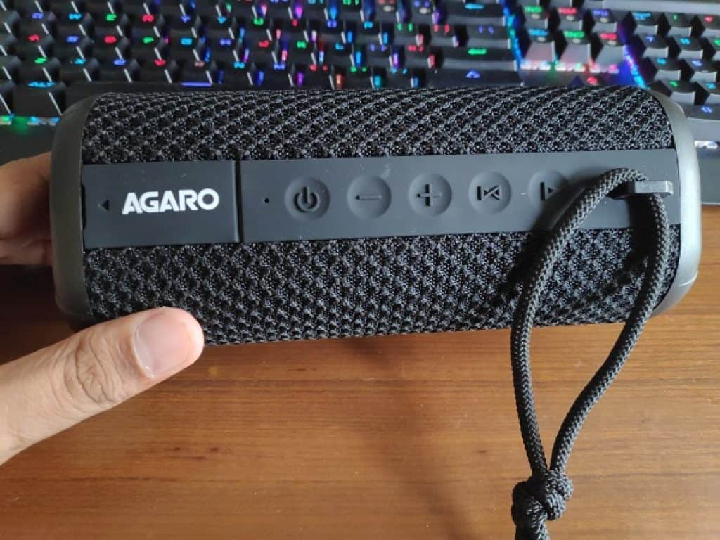 AGARO Reloaded Portable Bluetooth Speaker Review