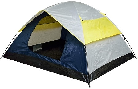 Voroly Outdoor 100% Waterproof Portable Picnic Camping Tent