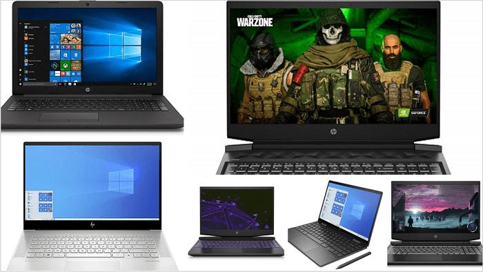 Best HP Laptops in India