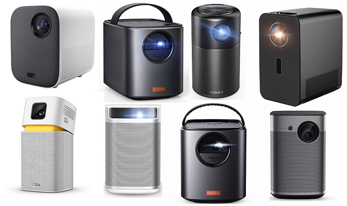 Best Portable Projectors in India