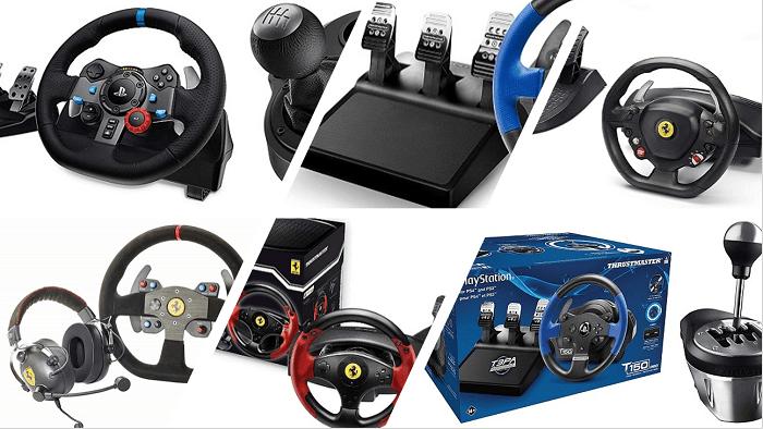 Best Racing Game Wheels in India