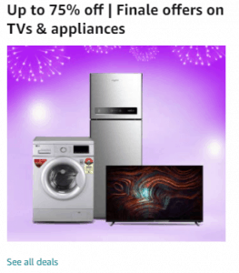 Finale Deals Appliances