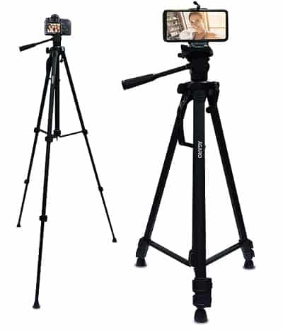 AGARO - 33403 Adjustable Camera Tripod Stand