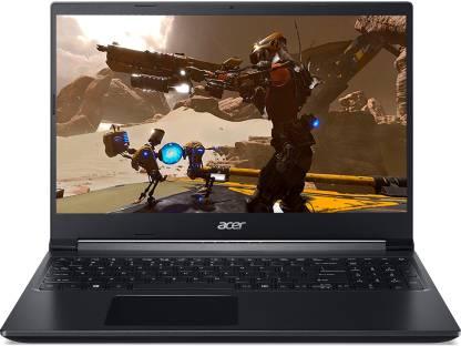 Acer Aspire 7 Ryzen 5 Hexa Core 5500U Gaming Laptop