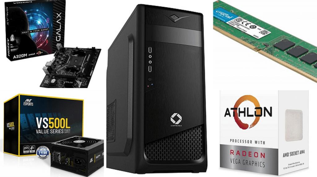 Best PC Build Under 20000